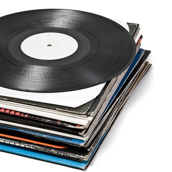 レコードからのダビング