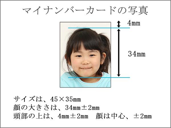 マイ 写真 子供 ナンバーカード