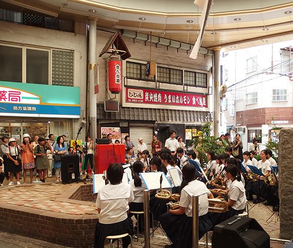 桜宮中学校吹奏楽部チャリティーコンサート